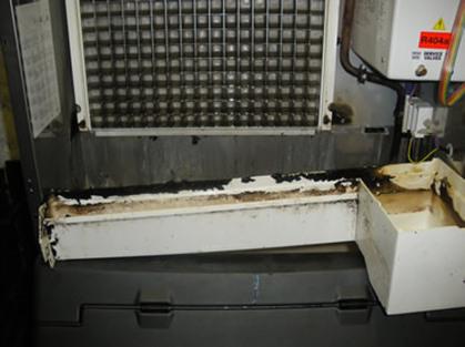 how to fix manitowoc machine